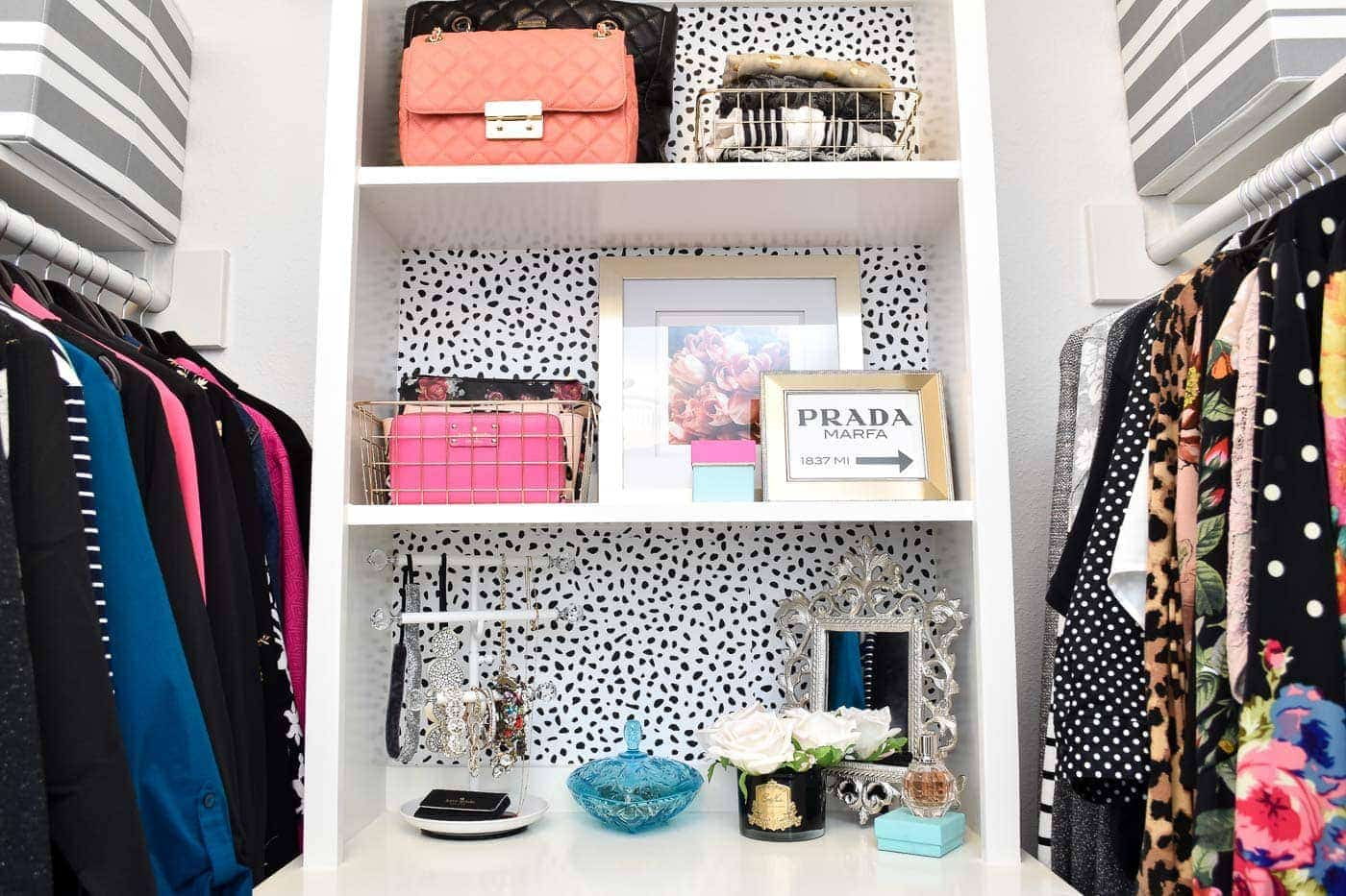 Master Bedroom Closet Organization Ideas Monica Wants It
