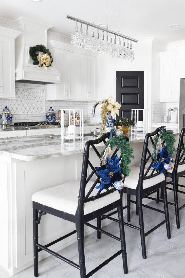 Christmas Kitchen Decor Ideas Monica Wants It