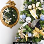 Chinoiserie Christmas tree