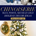 Chinoiserie christmas ideas