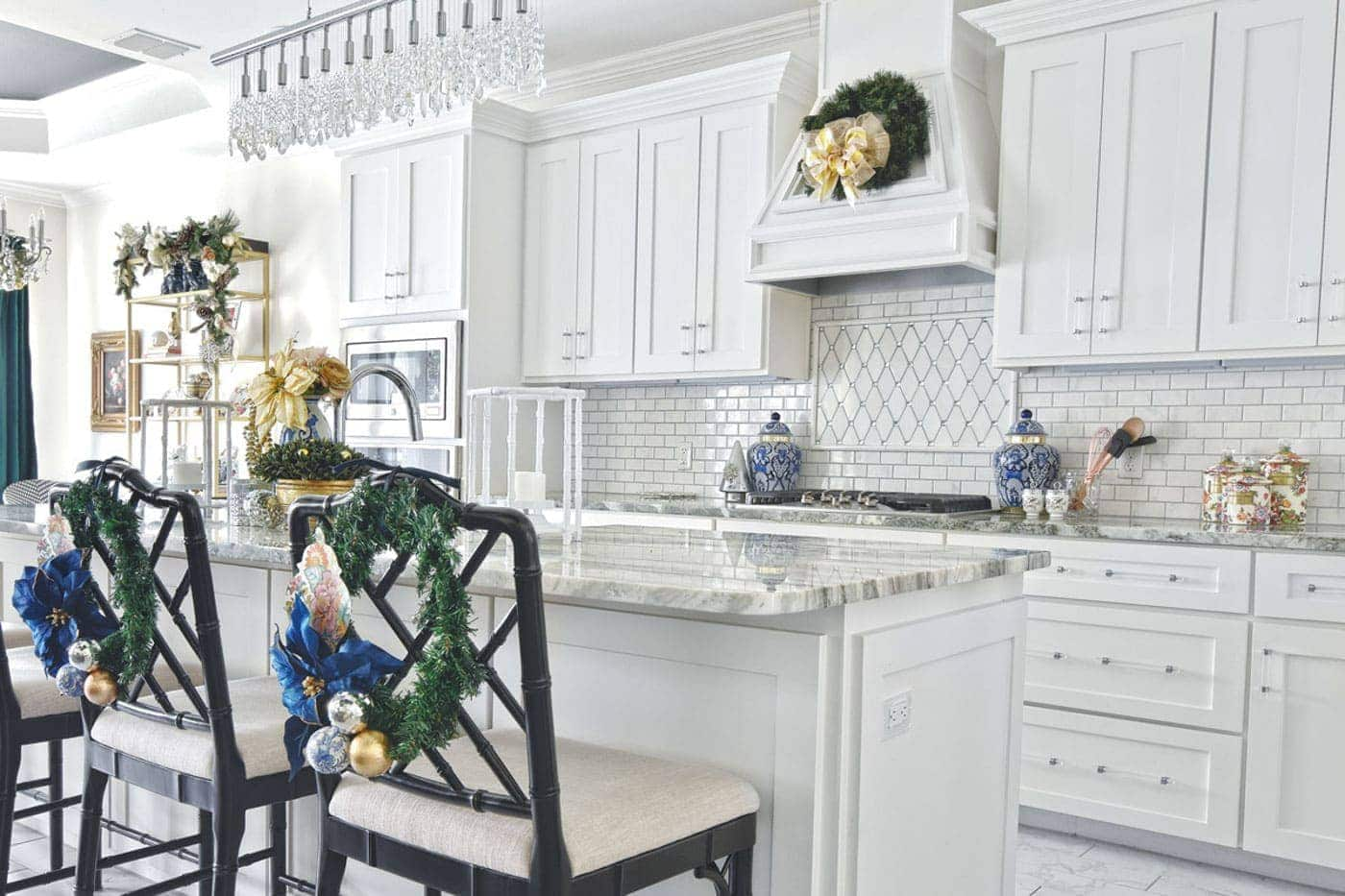 christmas kitchen decor ideas monica wants it rh monicawantsit com