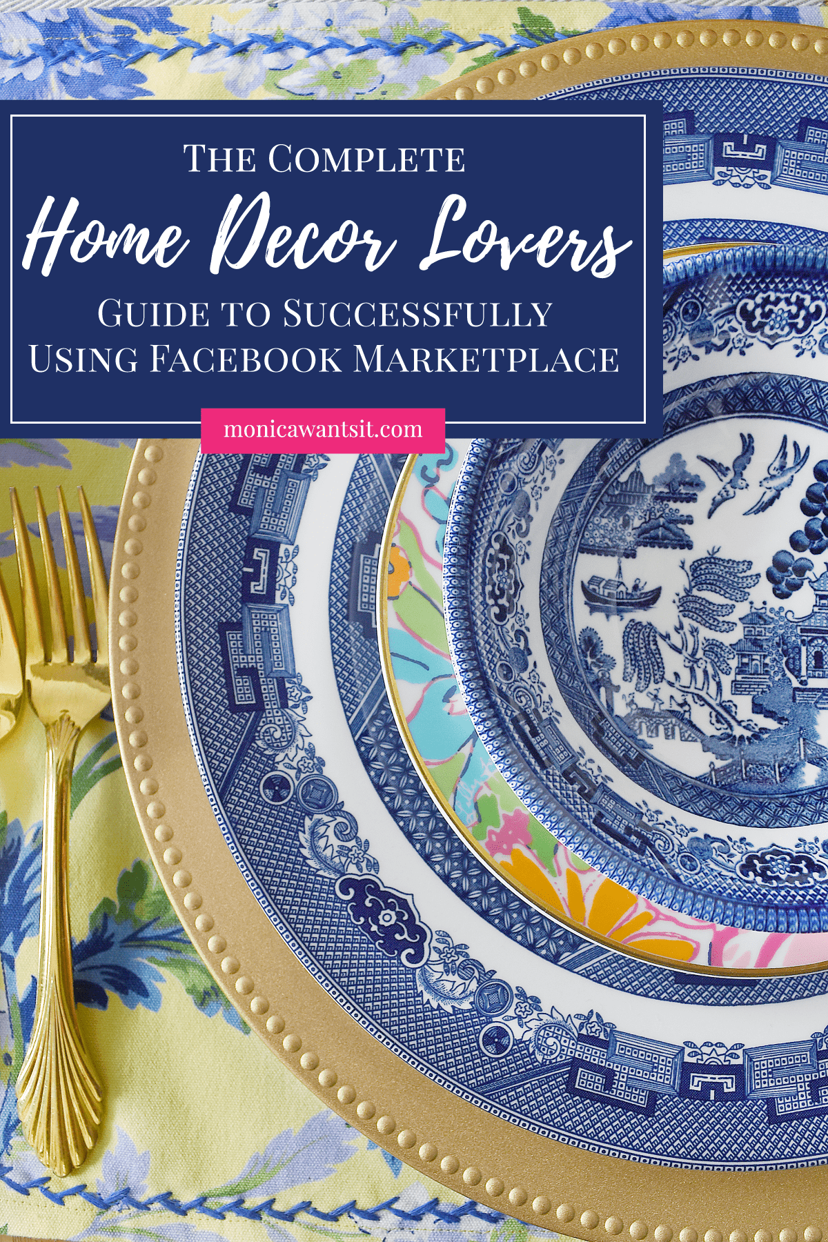 Facebook Marketplace Guide for Home Decor