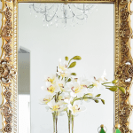 How to create a faux orchid floral arrangement on a budget