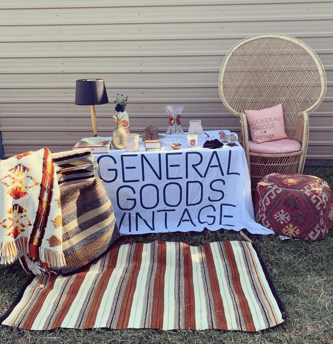 General Goods Vintage Corpus Christi
