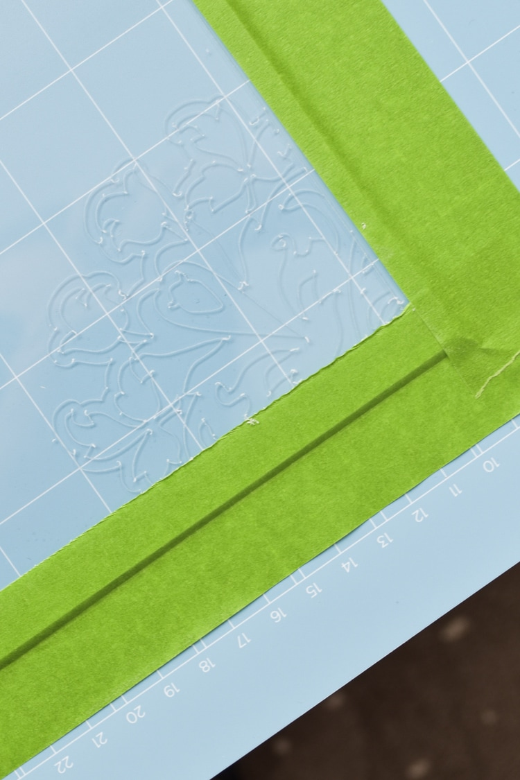 Engraving tip project tutorial idea for cricut maker DIY memo board