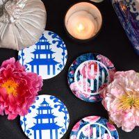 DIY Cricut Maker Infusible Ink Coasters Tutorial